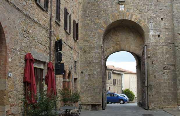 Muralla de Volterra