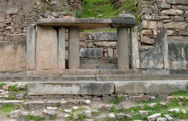 Ruinas de Chavín de Huántar