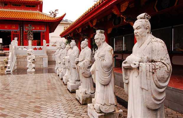 Confucian Temple in Nagasaki