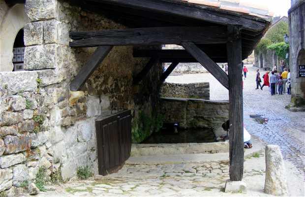 Abrevadero de Santillana del Mar