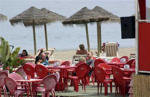 Chiringuito Restaurante Bikini Beach