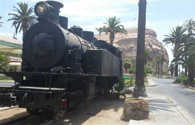 Monumento Histórico del Ferrocarril Arica-La Paz