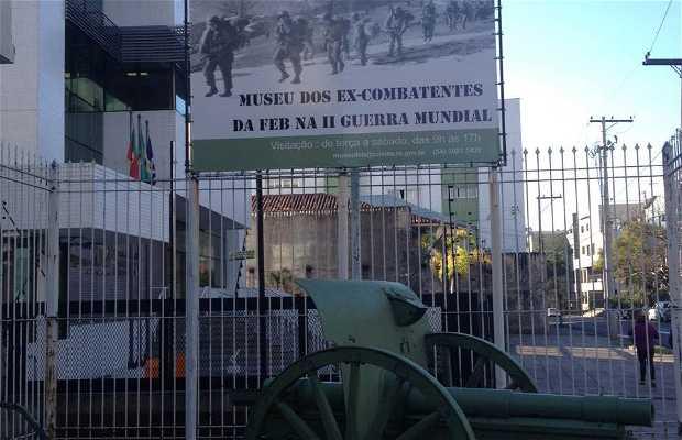 Museu dos Ex-Combatentes da FEB na II Guerra Mundial