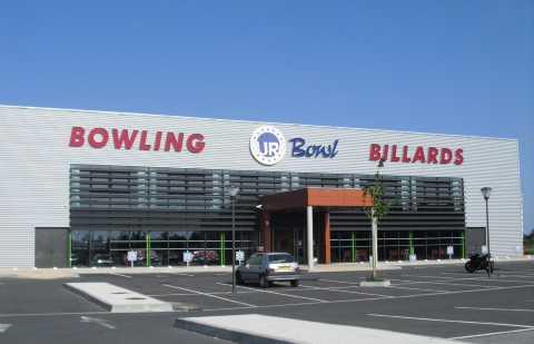 Bowling bowl billard