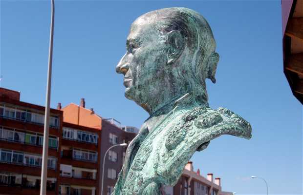 Busto de Marcos de Celis