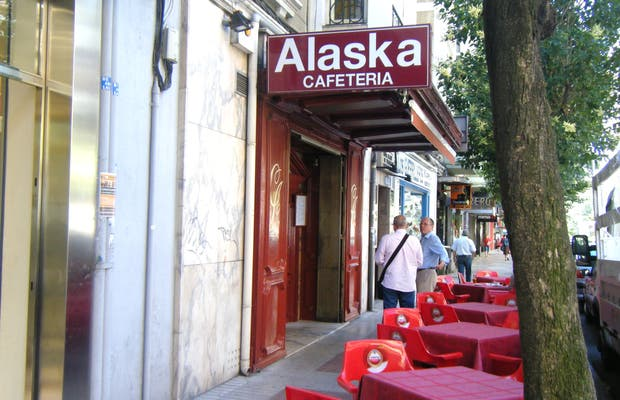 Cafeteria Restaurante Alaska