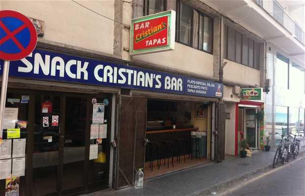 Cristian's bar