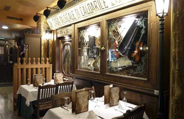 Restaurante Trastevere