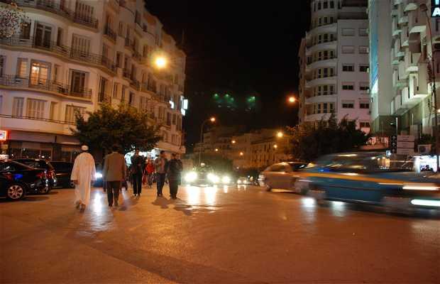 Boulevard Pasteur a Tangeri
