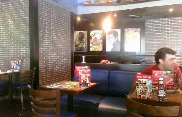 Restaurante T.G.I Friday's (Parque Oeste)