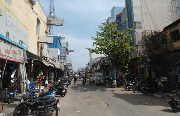 Bazar de Pondichéry