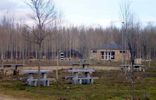 Área recreativa de Puente Villarente
