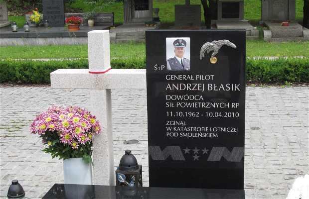 Tumbas accidente de Smolensk