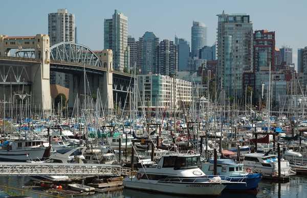 Marina de Vancouver