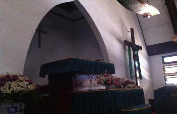 HKBP: Iglesia protestante de Sukabumi