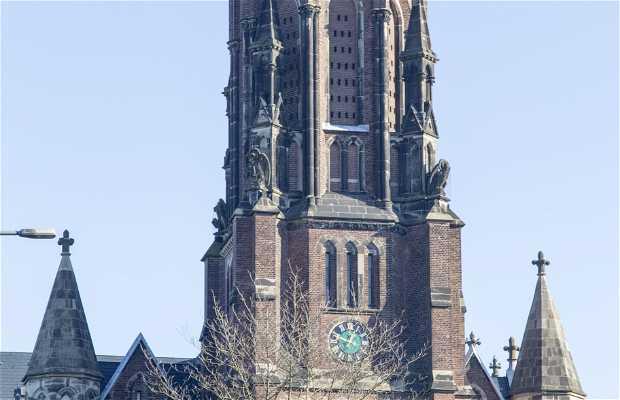 Grabeskirche St. Josef Aachen