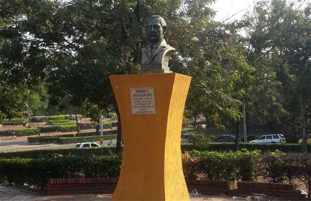Monumento a Elías Mauricio Soto