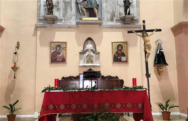 La iglesia de cunit