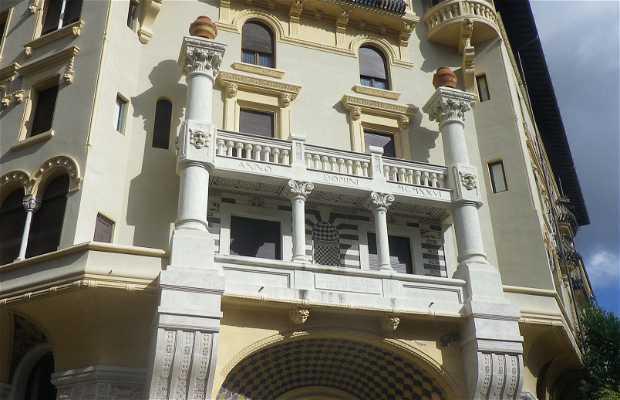 Palazzo di Cabiria