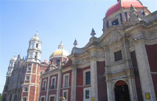 Parroquia Santa María de Guadalupe Capuchinas (Ex convento)