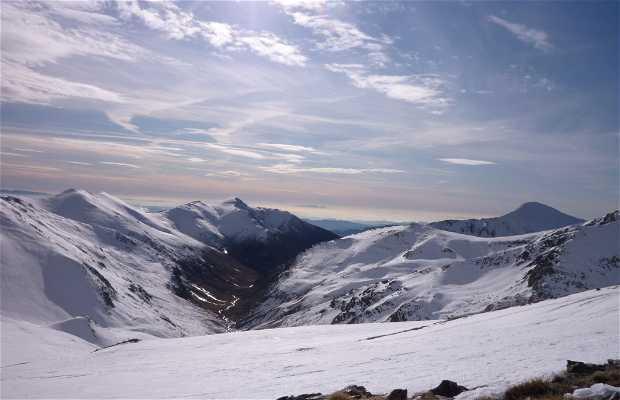 Ascenso fallido al Bastiments (2.883 m)