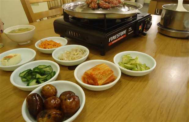 Restaurante Korea House