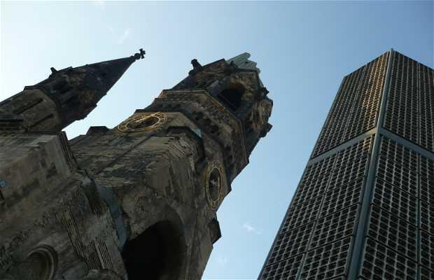 Igreja Kaiser Wilhelm Gedächtniskirche