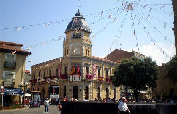 Town Hall of la Bañeza