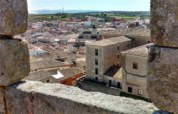 Castle of Oropesa