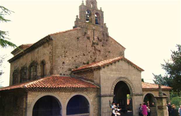 Eglise de San Juan Bautista de Cenero