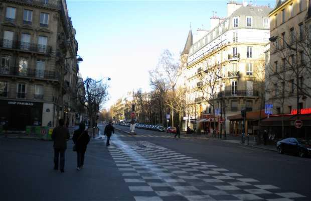Boulevard Saint Germain