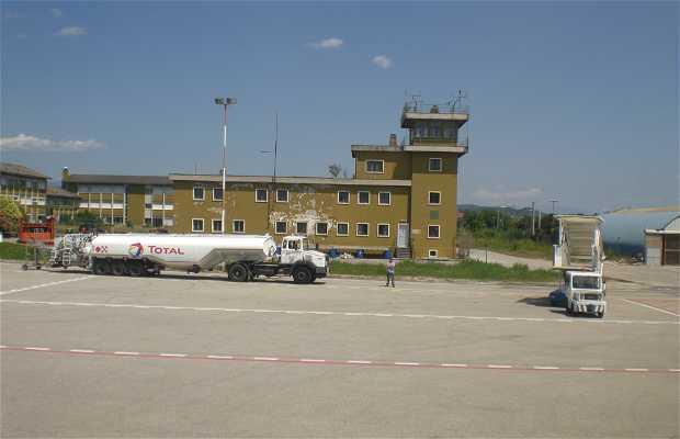 Aéroport du Frioul-Vénétie julienne