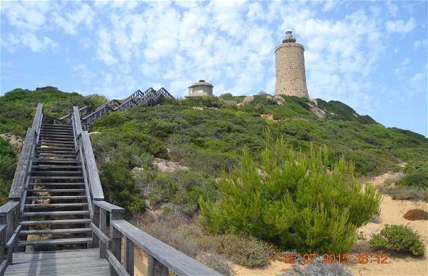 The Camarinal Lighthouse