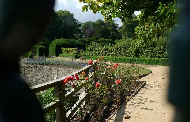 Los jardines del Castillo de Walmer