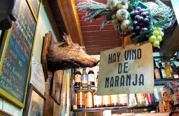 Bar el Perejil de Sevilla