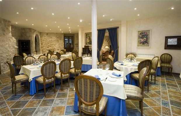 Restaurante Residencia Real Castillo de Curiel