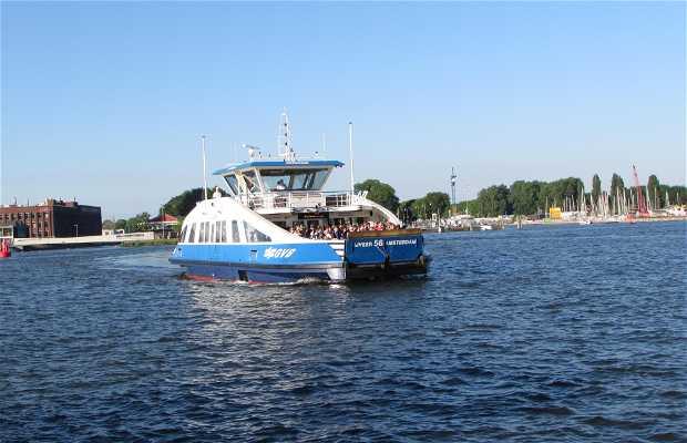 Ferries of Amesterdam