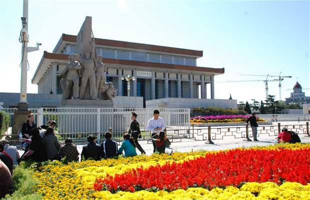 Mausoleo del presidente Mao