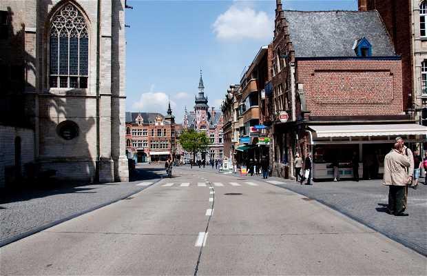 Calles de Lovaina