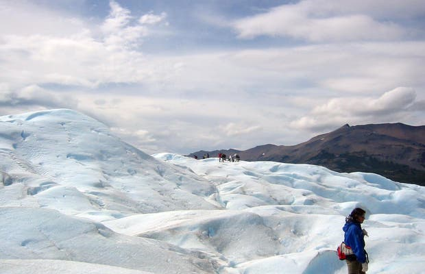 Mini-Trekking en el glaciar Perito Moreno