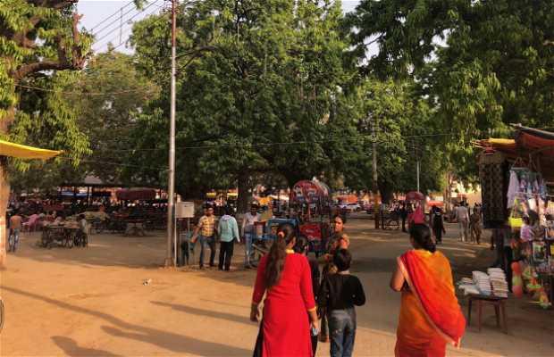 Gorakhnath Temple Market