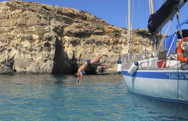 Malta a Vela