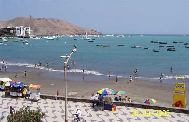 Seaside resort of ancon