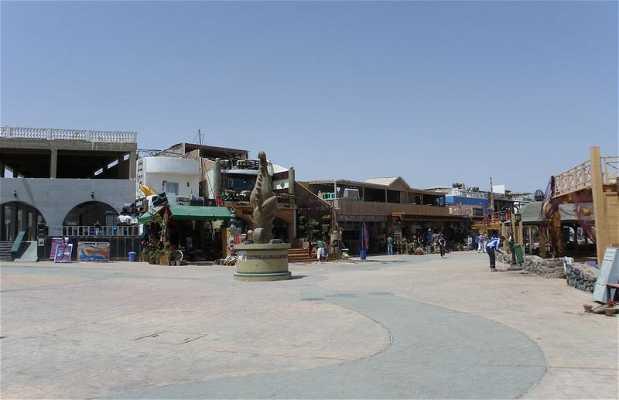 Centro de Dahab
