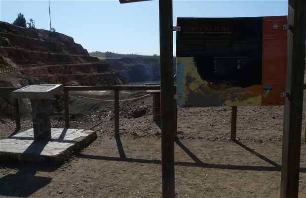Mine de Santo Domingos