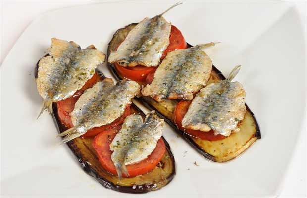 Jornadas gastronómicas del pescado azul