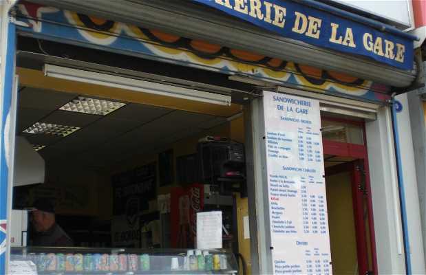 Sandwicherie de La Gare