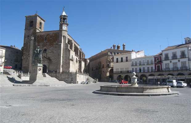 Place Principale de Trujillo