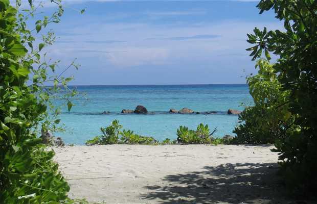 Playa de Mathiveri