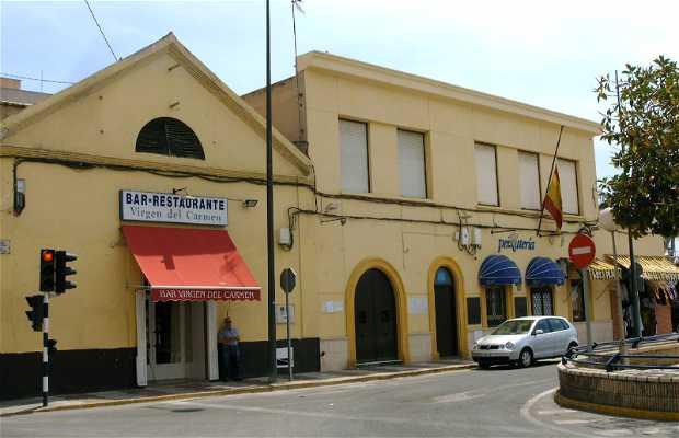 Restaurantes del puerto Santa Pola